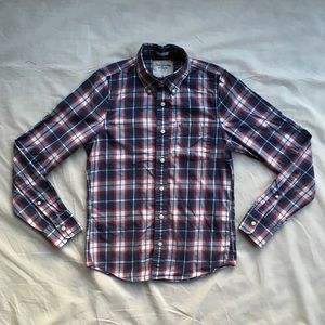 ABERCROMBIE & FITCH Shirt Size Small Muscle Fit